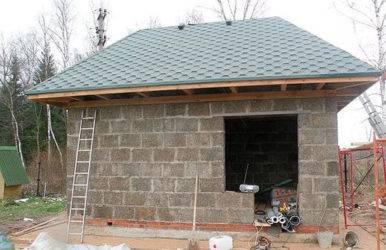 Из чего построить гараж: 7 лучших материалов для гаража
