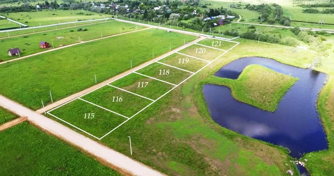 Как приобрести земельный участок под строительство дома