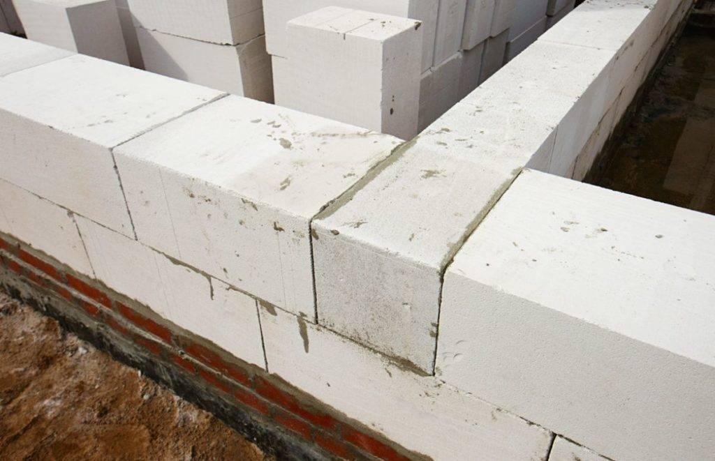Пошаговое руководство по кладке газобетонных блоков - блог о строительстве