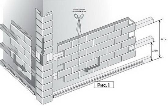 Подробное сравнение видов сайдинга под кирпич + нюансы отделки каждого из материалов