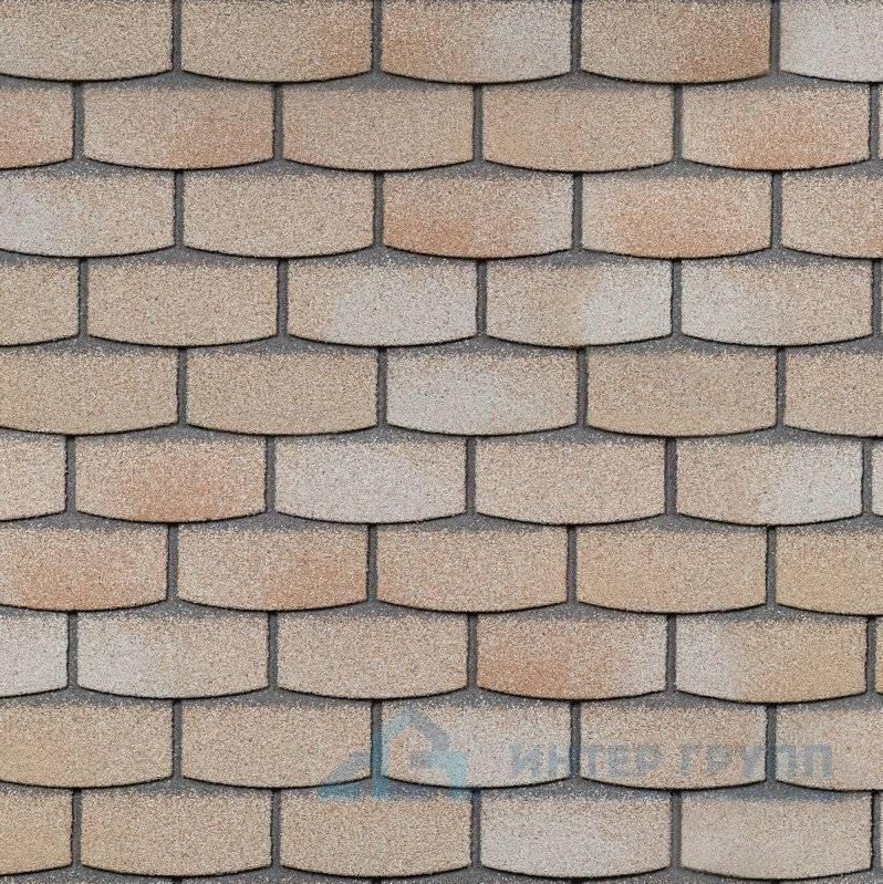 Мы рекомендуем - гибкая фасадная плитка hauberk от технониколь