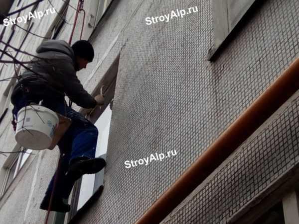 Ремонт и герметизация швов в панельных домах