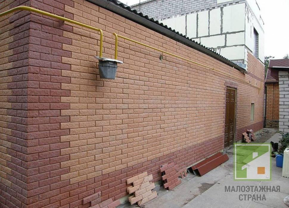 Что такое бетонный сайдинг