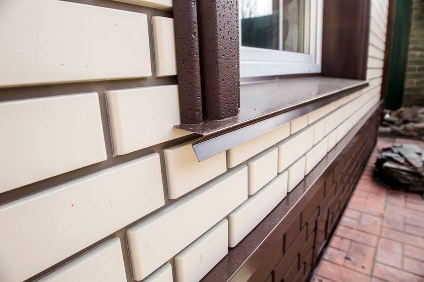 Технология облицовки и монтажа фасадных панелей под кирпич + виды и технические характеристики