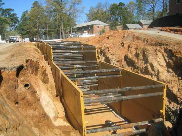 Как правильно выкопать котлован под пруд, озеро, бассейн или колодец?