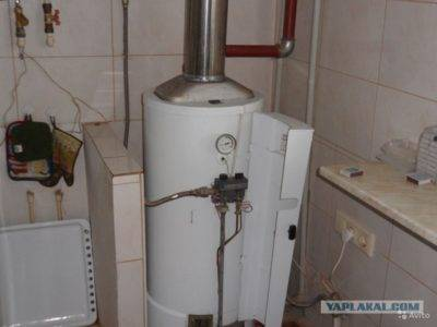 Газовый котел аогв-23 жмз