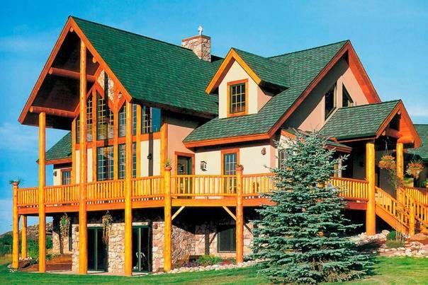 Зимние дома из бруса под ключ для круглогодичного постоянного проживания, проекты и цены в москве