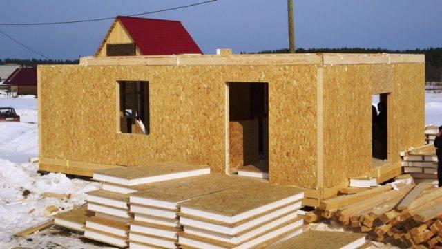 Плюсы и минусы о домах из сэндвич-панелей, отзывы жильцов, мнение владельцев и строителей, преимущества и недостатки стенового материала