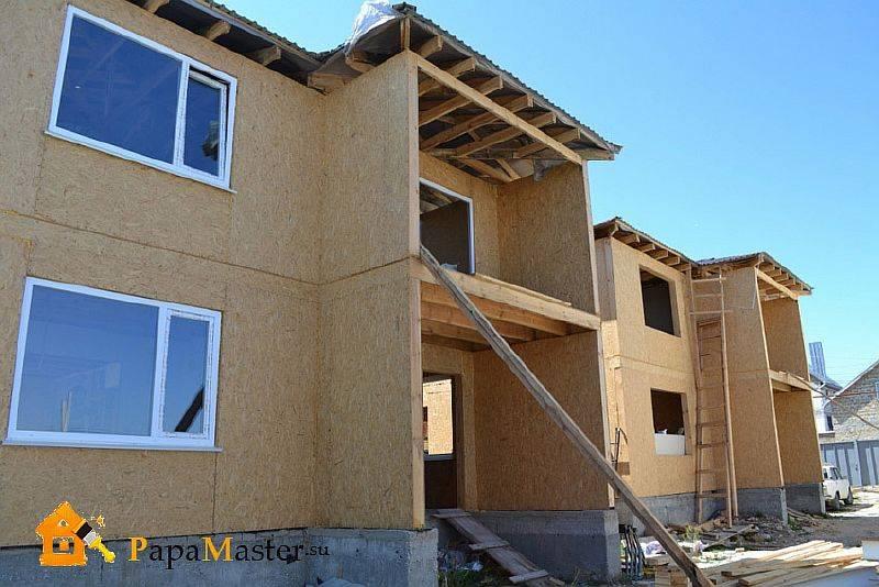 Проект дома из сип – нормы и правила строительства