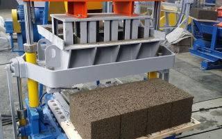 Фундамент из блоков фбс, пошаговая инструкция его строительства