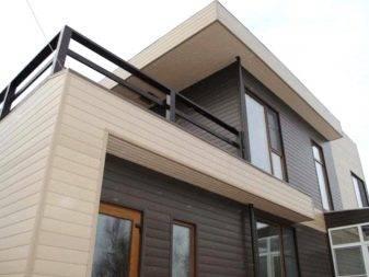 Виды и технические характеристики фасадных панелей из дпк + инструкция по монтажу