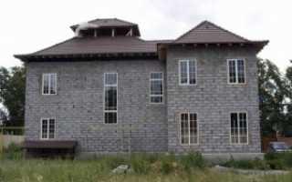 Шлакоблочный дом срок службы – плюсы и минусы. отзывы владельцев. фото, видео
