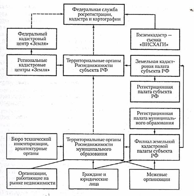 Понятие и порядок ведения государственного земельного кадастра - земельное право   юрком 74