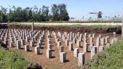 Все, что вы хотели бы знать о бетонных забивных сваях и их применении