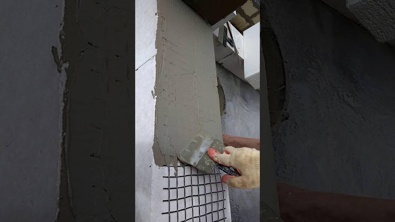 Что такое сетка для кладки блоков и когда она применяется?