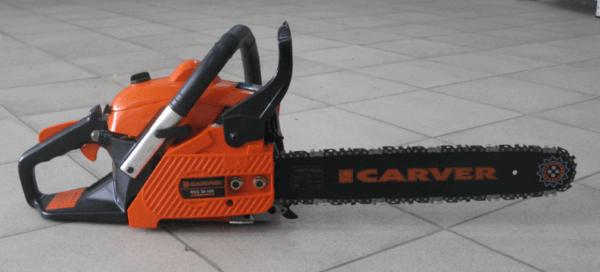 Бензопилы «карвер» / «carver» — обзор модельного ряда