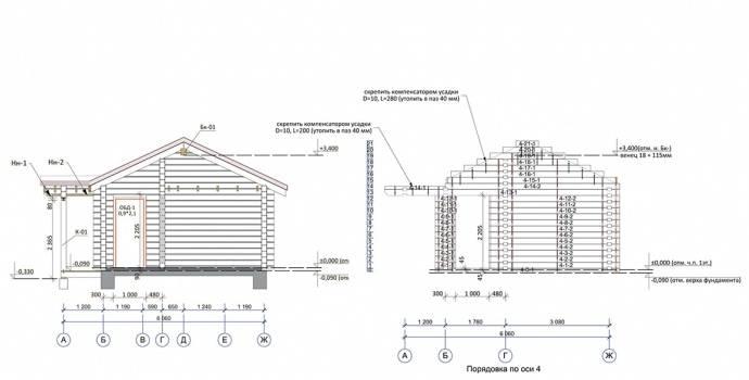 Технология строительства домов из мини-бруса камерной сушки: плюсы и минусы, особенности материала и разновидности проектов коттеджей