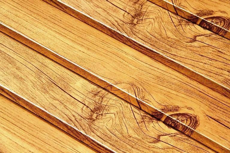 Сайдинг «корабельная доска» (26 фото): выбор размера металлических листов из оцинкованной стали под дерево для обшивки домов