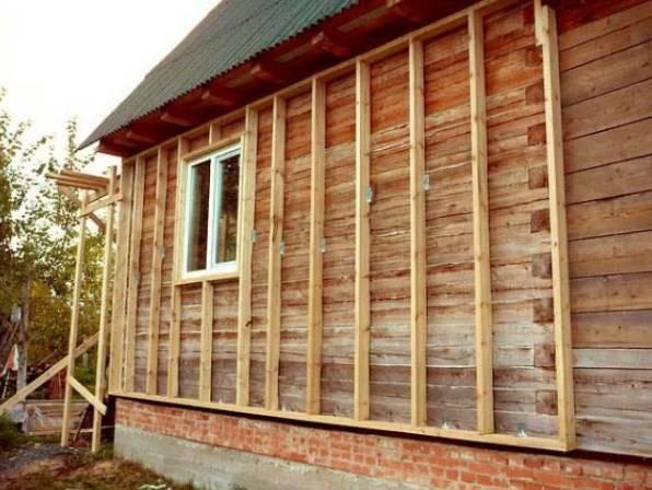 Способы крепления панелей к фасаду и как правильно крепить блок-хаус к стене частного дома