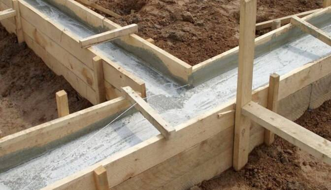 Как рассчитать кубатуру бетона для фундамента