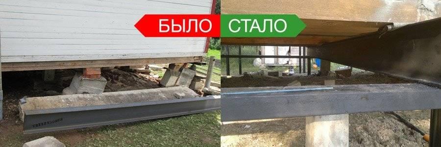 Ремонт фундамента винтовыми сваями: когда подходит реконструкция с помощью таких опор, этапы работы, цена и что в нее входит