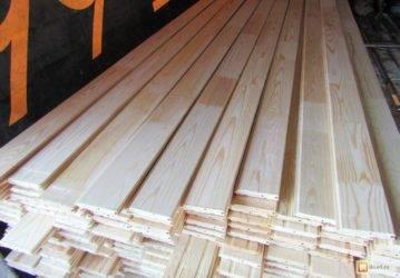 Блок-хаус с имитацией бруса (42 фото): что лучше выбрать, варианты под бревно из кедра для внутренней отделки стен