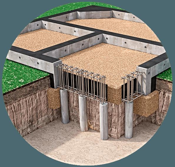 Фундамент на винтовых сваях — плюсы и минусы