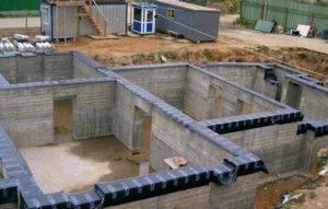 Погреб в подвале частного дома - всё о строительстве дома