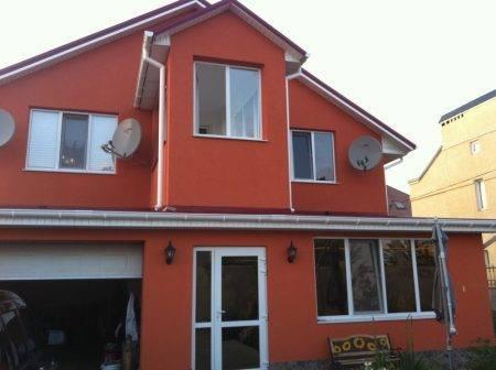 Как покрасить фасад дома своими руками: фото, подготовка фасада к окраске и выбор краски