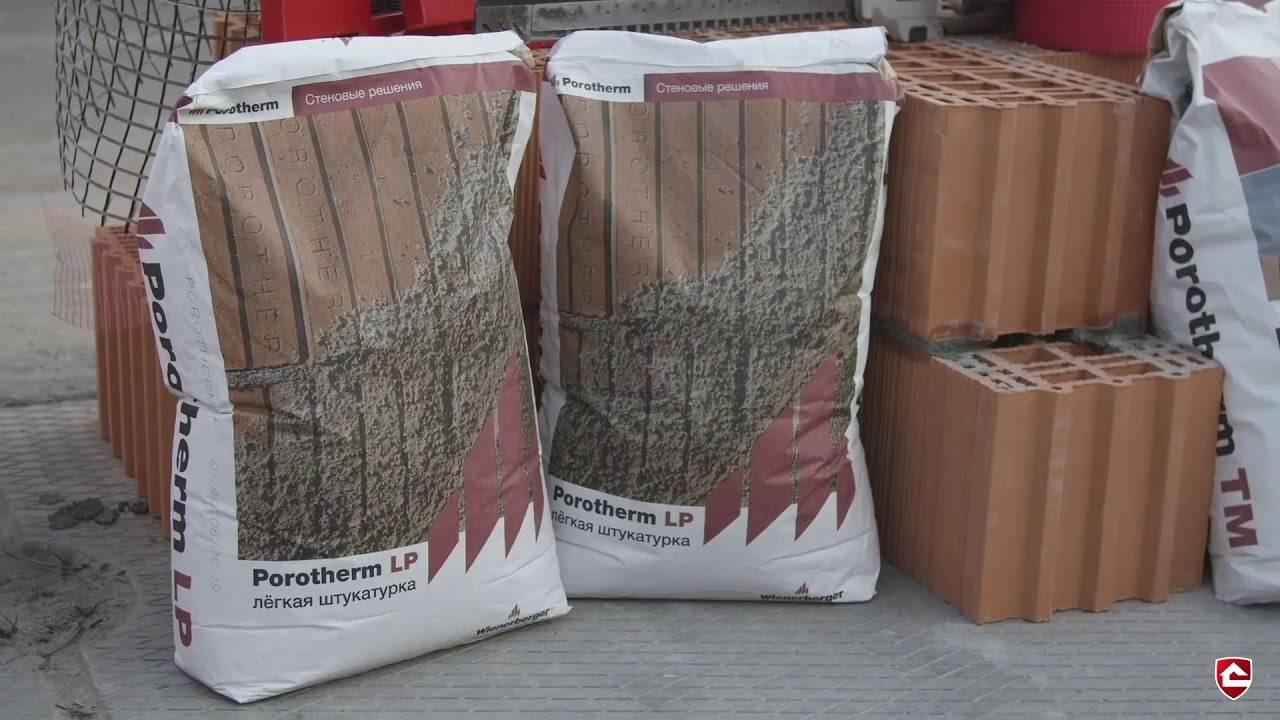 Каким бывает клей для керамических блоков: приготовление и использование