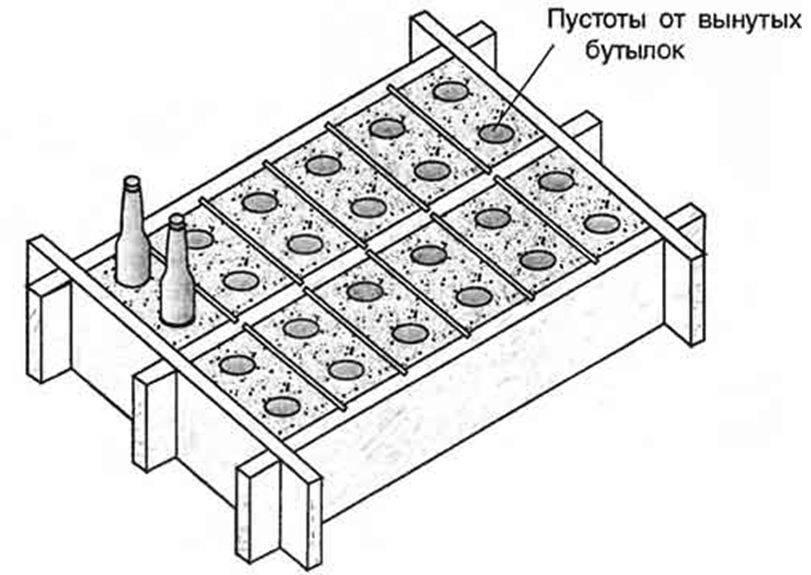 Изготовление шлакоблока в домашних условиях