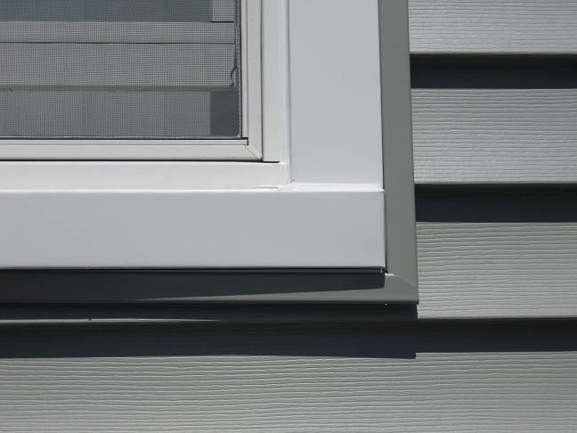 Fasadec.ru -  отделка окон снаружи сайдингом из винила, металла и околооконных отделка окон снаружи сайдингом из винила, металла и околооконных