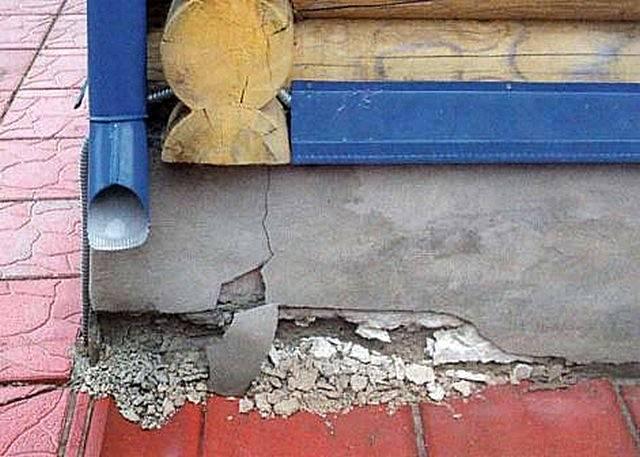 Усиление и ремонт свайных фундаментов