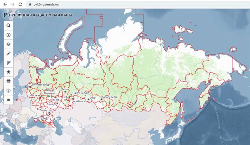 Как часто обновляется публичная кадастровая карта росреестра