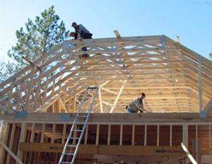 Как построить ломаную мансардную крышу – пошаговая инструкция строительства