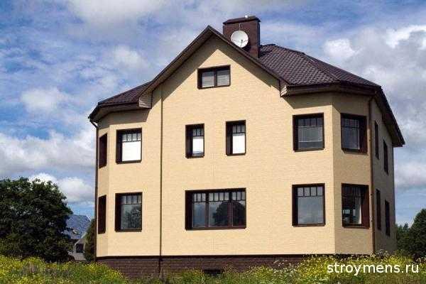 Перхлорвиниловая фасадная краска: технические характеристики: + фото и видео обзоры