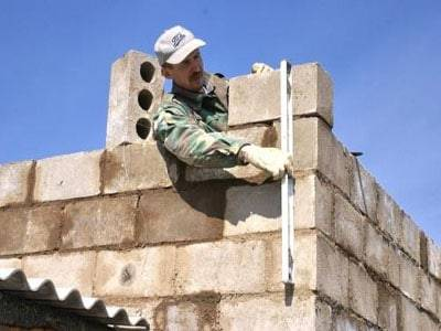 Строим гараж из шлакоблока своими руками: расчет блоков и этапы строительства