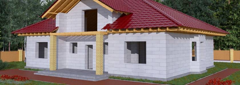 Главные плюсы и минусы использования газоблоков при строительстве домов, мнения владельцев