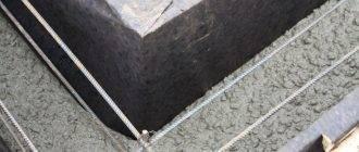 Марка бетона для фундамента частного дома, одноэтажного, деревянного, из пенобетона