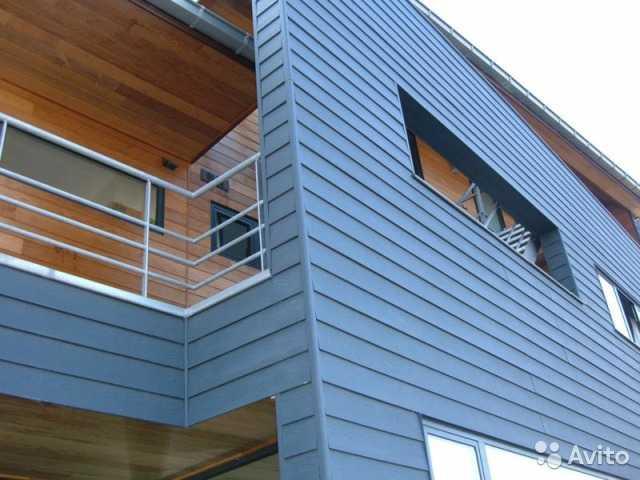 Купить фиброцементные фасадные панели для наружной отделки дома: виды, характеристики и цены