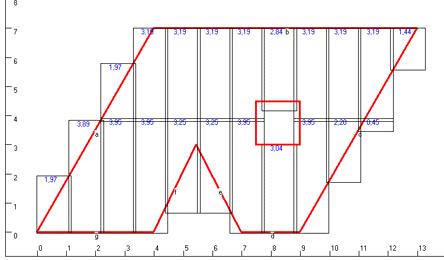 Онлайн калькулятор расчета кровли из профнастила + расчет системы обрешетки и стропил