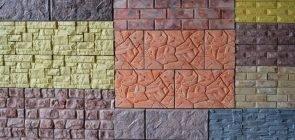 Изготовление плитки и искусственного камня своими руками: фото и видео инструкции