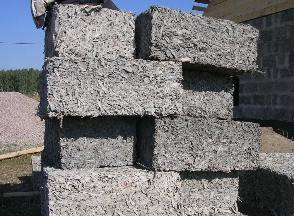 Баня из арболита - плюсы и минусы строительства из блоков и монолита своими руками