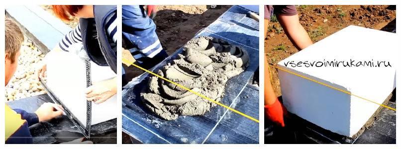 Правильно строим дом из арболитовых блоков: как класть деревобетон своими руками?