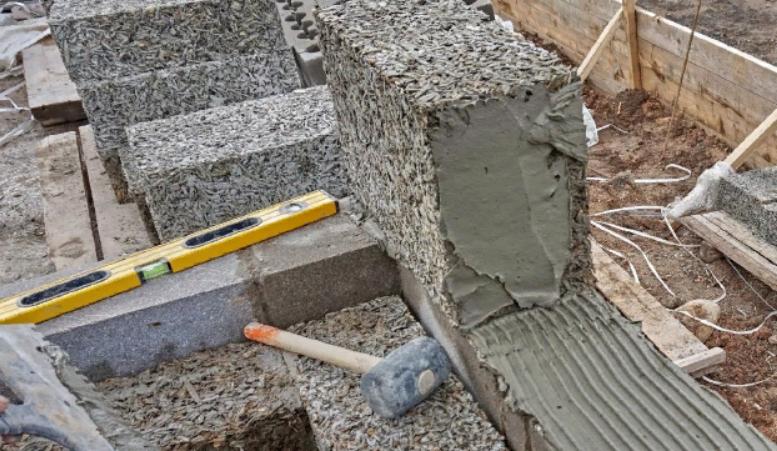 Арболитовые блоки своими руками: технология, состав и пропорции, оборудование