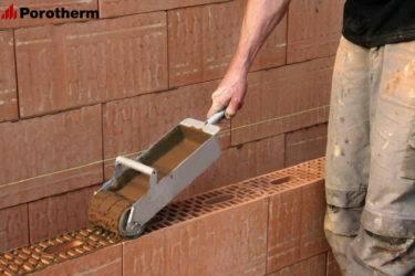 Как сделать своими руками приспособление для кладки облицовочного кирпича