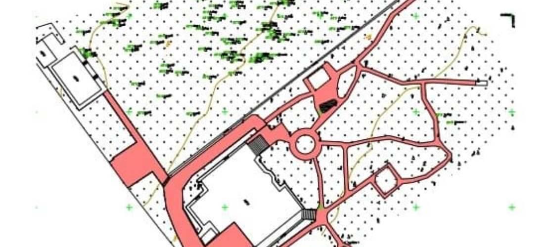 Топографическая съемка земельного участка в 2021 году
