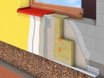 Фасадная штукатурка для наружных работ – советы по выбору и особенности применения фактурной декоративной штукатурки