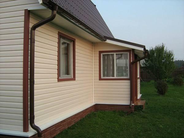 Обшивка дома недорогим виниловым сайдингом своими руками - все о строительстве, инструментах и товарах для дома