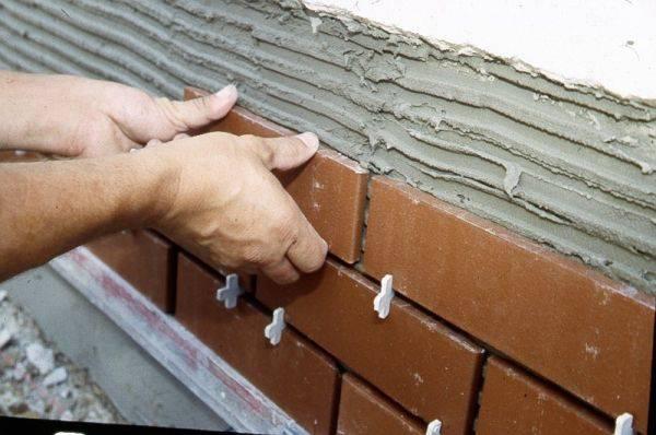 Укладка клинкерной плитки своими руками - пошаговая инструкция